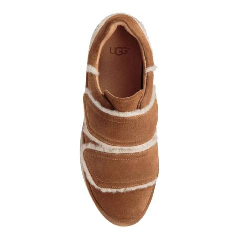 UGG Chestnut Ashby Spill Seam Sneakers