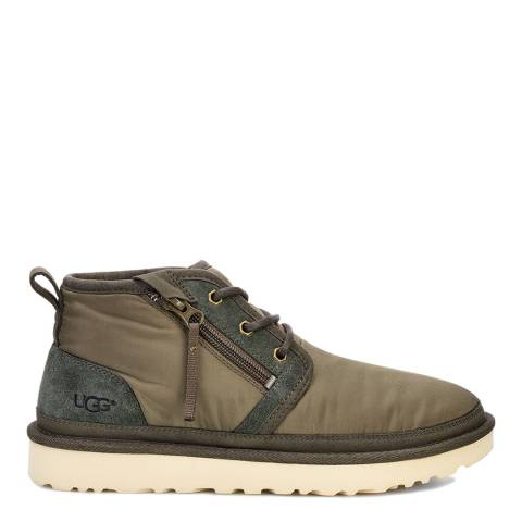 UGG Military Green Neumel Zip MLT Boot