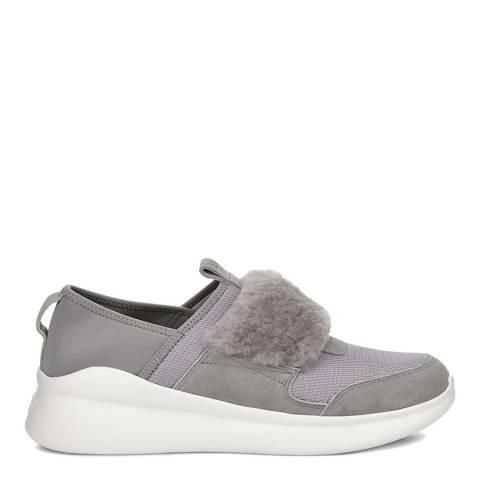 UGG Seal Grey Pico Sneaker