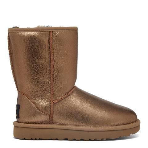 UGG Bronze Printemps Classic Short II Boot