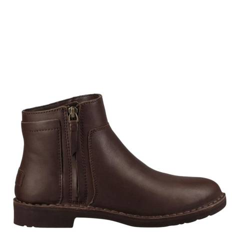 UGG Stout Classic Rea Leather Boot