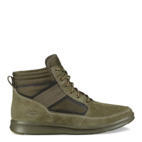 UGG Moss Green Hepner Field Boot