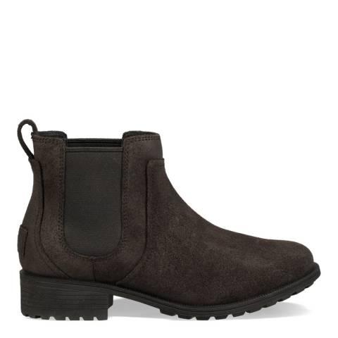 UGG Black Bonham II Ankle Boot