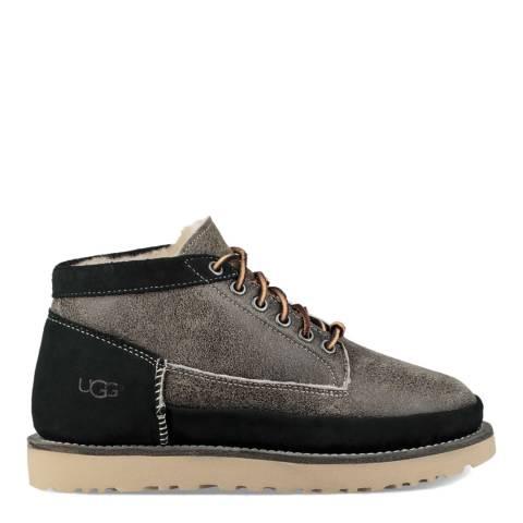 UGG Black Cali Moc Trail Classic Boot