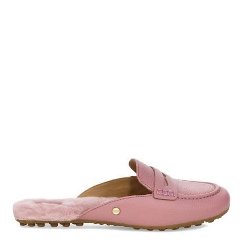 UGG Powder Pink Shaine Loafer Slipper