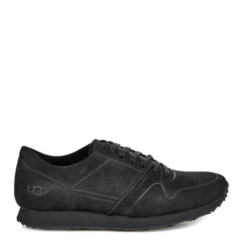 UGG Black Trigo Unlined Sneaker