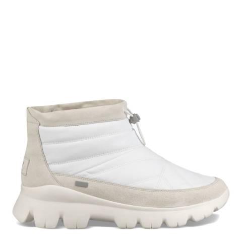 UGG White Sneaker Centara Boot