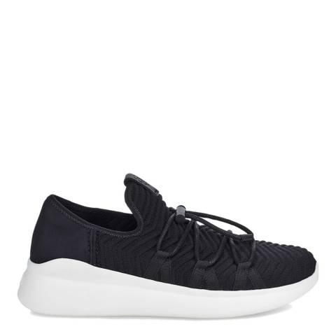 UGG Black Kinney Sneaker
