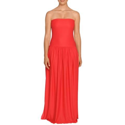 Primadonna Pink Latika Reversible Strapless Dress