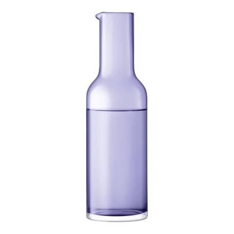 LSA Pale Violet Hint Carafe, 1.2L