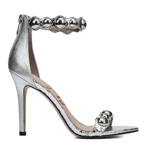 Sam Edelman Soft Silver Addison Sandals
