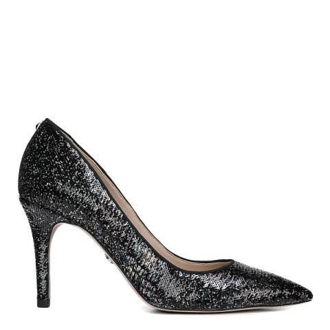 Sam Edelman Black Iridescent Margie Pump