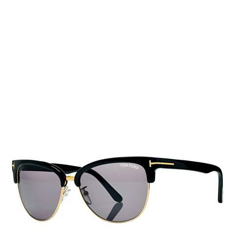 Tom Ford Women's Black Fany Sunglasses 56mm