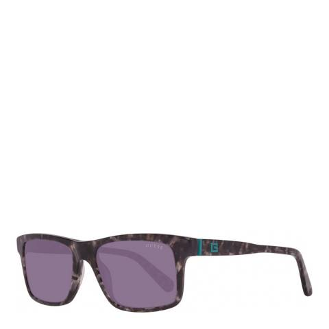 Guess Women's Brown/Purple Guess Sunglasses 54mm