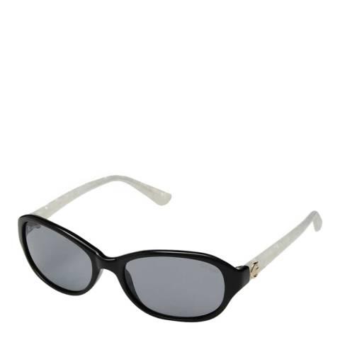 Guess Women's Black/Grey Guess Sunglasses 57mm