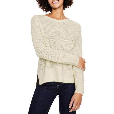 Boden Ivory Hadley Jumper