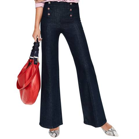 Boden The Indigo Helston Sailor Jeans
