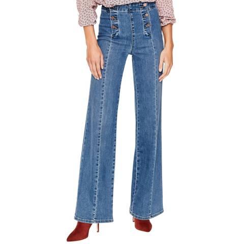 Boden The Blue Helston Sailor Jeans