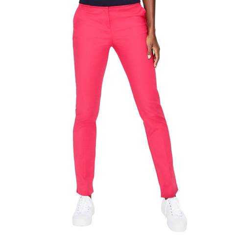 Boden Pink Richmond Trousers