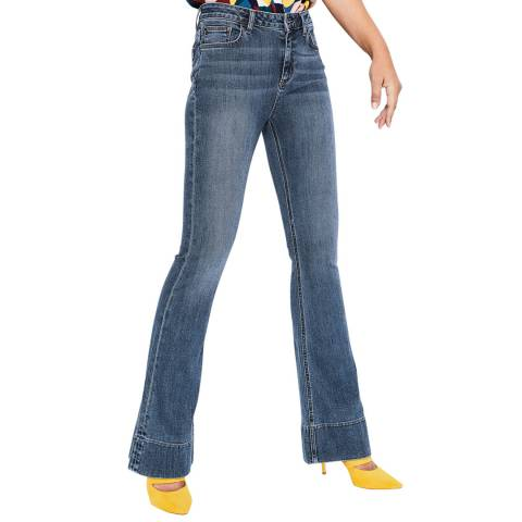 Boden The Blue Heswall Flared Jeans