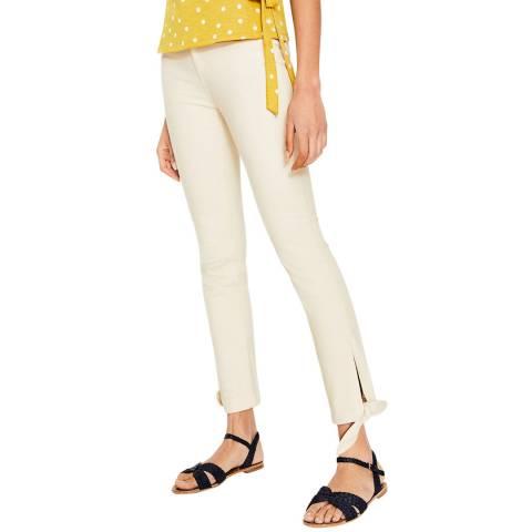 Boden Ivory Denbigh Jeans