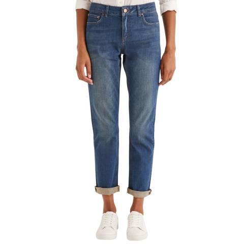 Boden Blue Cavendish Girlfriend Jeans