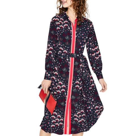 Boden Multi Pippa Shirt Dress