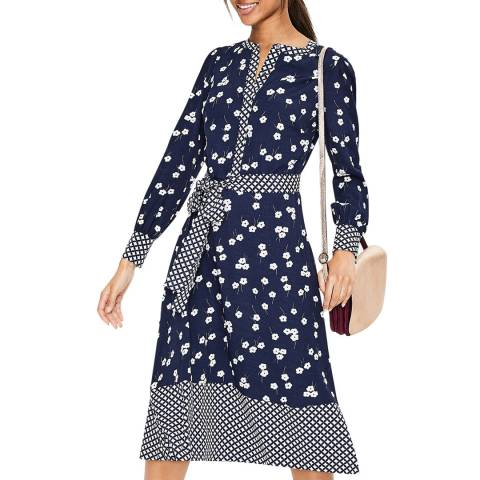 Boden Blue Eva Dress