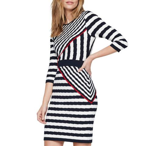 Damsel In A Dress Multi Orianne Stripe Dress