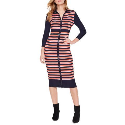 Damsel In A Dress Multi Mita Stripe Dress