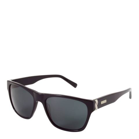 Barbour Unisex Black Barbour Sunglasses 56mm