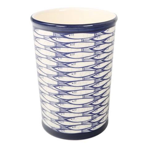 Jersey Pottery Sardine Run Utensil Holders