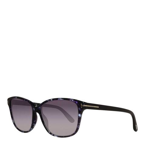 Tom Ford Women's Blue/Brown Tom Ford Sunglasses