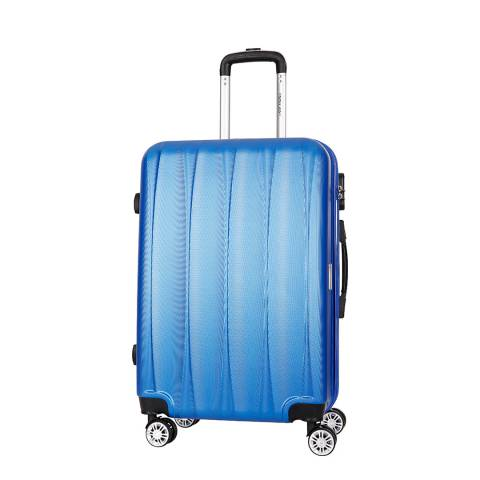 Travel One Blue Eastend Cabin Suitcase 66cm