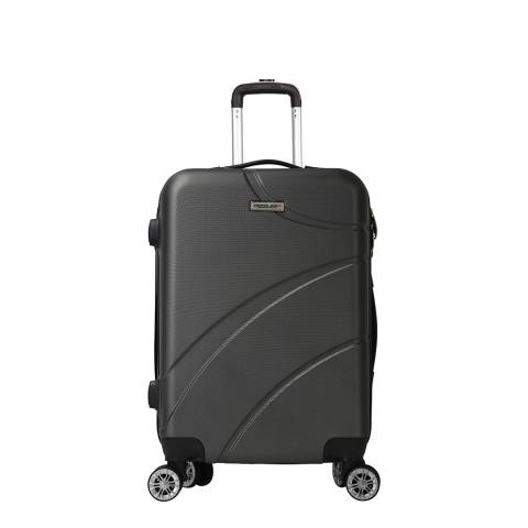 Travel One Grey Seaview Cabin Suitcase 57cm