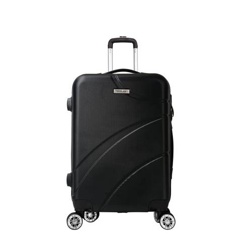 Travel One Black Seaview Cabin Suitcase 57cm