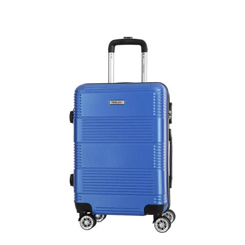 Travel One Blue Staveley Cabin Suitcase 57cm