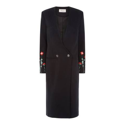 Temperley London Black Creek Tailoring Long Coat