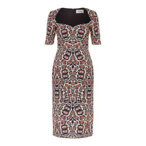 Temperley London Multi Mercury Dress