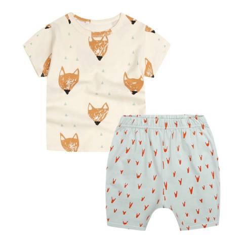 Bambino Organics Fox Suit