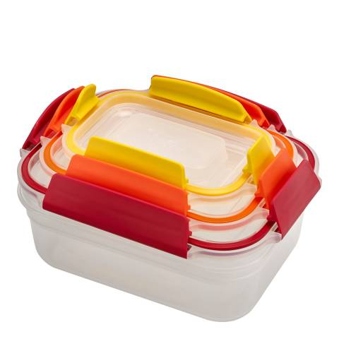 Joseph Joseph 3 Piece Multi Nest Lock Container Set