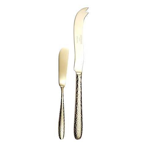 Monsoon Champagne Mirage Cheese & Butter Knife