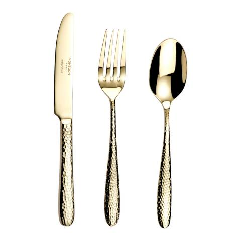 Monsoon 32 Piece Champagne Mirage 8 Person Cutlery Set