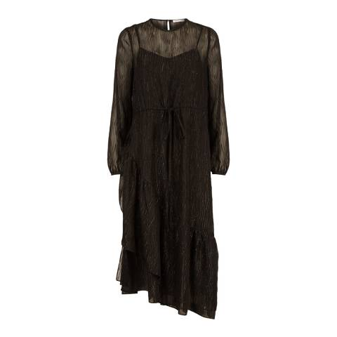 Fenn Wright Manson Black Courtney Dress