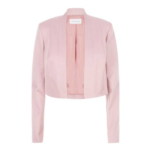 Fenn Wright Manson Pale Pink Marta Jacket