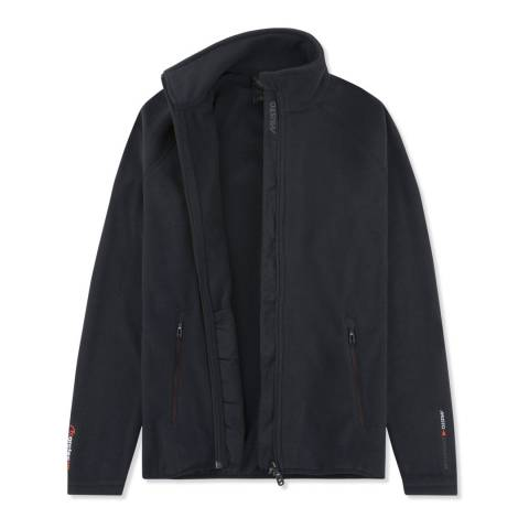 Musto Black Crew Fleece Jacket