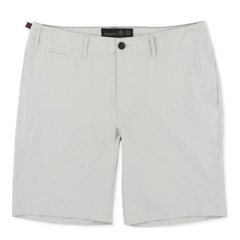 Musto Grey Rib UV Fast Dry Short