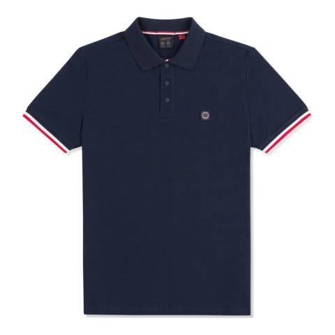 Musto True Navy Cove Short Sleeve Polo