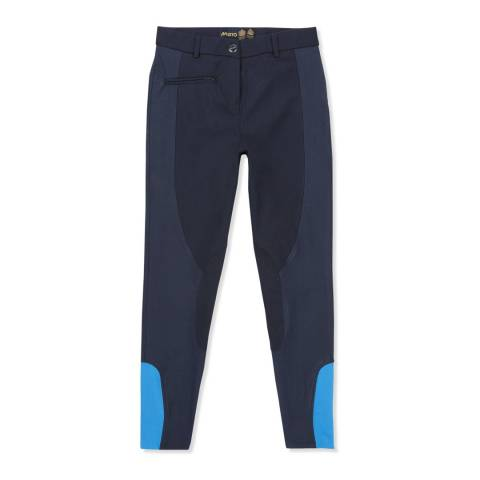 Musto Navy Breeches Trousers