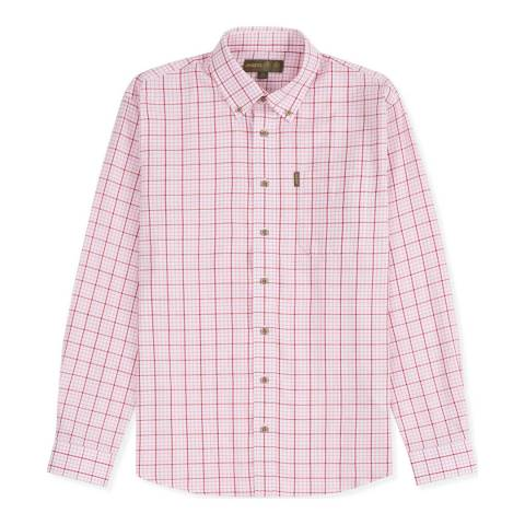 Musto Pink Classic Button Down Shirt